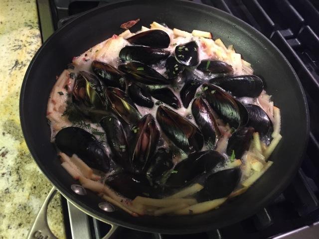 musselsrosemary
